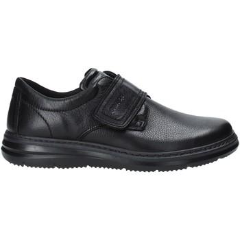 Παπούτσια Άνδρας Μοκασσίνια Enval 4224100 Μαύρος