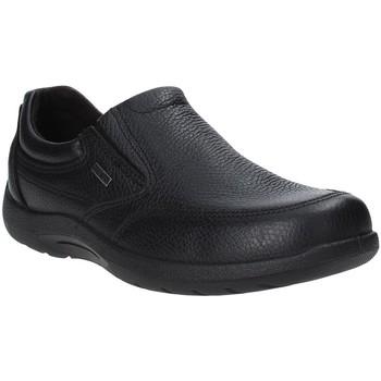 Παπούτσια Άνδρας Μοκασσίνια Enval 4233400 Μαύρος