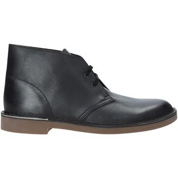 Παπούτσια Άνδρας Μπότες Clarks 112315 Μαύρος