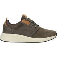 Παπούτσια Άνδρας Χαμηλά Sneakers Wrangler WM92140A Πράσινος