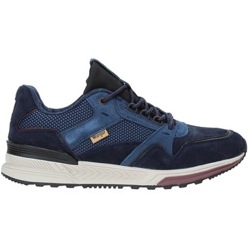 Παπούτσια Άνδρας Χαμηλά Sneakers Wrangler WM92200A Μπλε