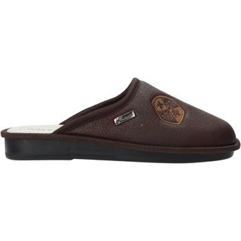 Παπούτσια Άνδρας Παντόφλες Susimoda 5804 καφέ
