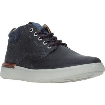 Παπούτσια Άνδρας Ψηλά Sneakers Wrangler WM92101A Μπλε