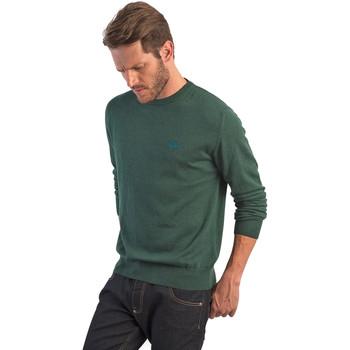 Υφασμάτινα Άνδρας Πουλόβερ La Martina OMS005 YW020 Πράσινος