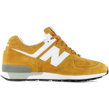 Παπούτσια Άνδρας Χαμηλά Sneakers New Balance NBM576YY Κίτρινος