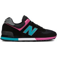 Παπούτσια Άνδρας Χαμηλά Sneakers New Balance NBOM576BTP Μαύρος