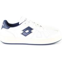 Παπούτσια Άνδρας Χαμηλά Sneakers Lotto L58229 λευκό
