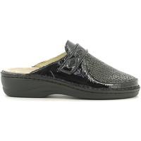 Παπούτσια Γυναίκα Παντόφλες Susimoda 6344 Μαύρος