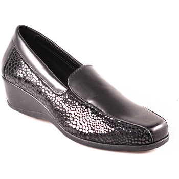 Παπούτσια Γυναίκα Μοκασσίνια Susimoda 8848 Μαύρος