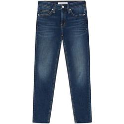 Υφασμάτινα Γυναίκα Skinny jeans Calvin Klein Jeans J20J211886 Μπλε