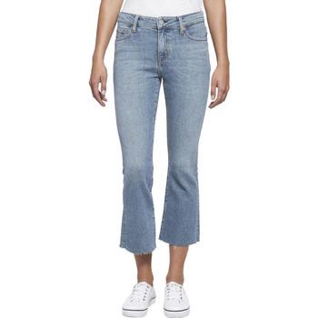 Υφασμάτινα Γυναίκα Jeans 3/4 & 7/8 Tommy Hilfiger DW0DW07021 Μπλε