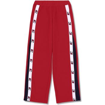 Υφασμάτινα Γυναίκα Φόρμες Tommy Hilfiger S10S100175 το κόκκινο