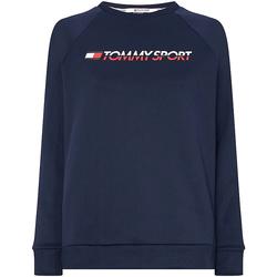 Υφασμάτινα Γυναίκα Φούτερ Tommy Hilfiger S10S100358 Μπλε