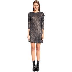 Υφασμάτινα Γυναίκα Κοντά Φορέματα Denny Rose 921ND14002 Μαύρος