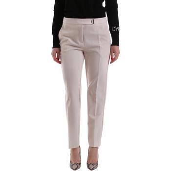Υφασμάτινα Γυναίκα Παντελόνια Chino/Carrot Gaudi 921FD25001 Μπεζ