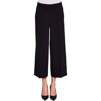 Υφασμάτινα Γυναίκα Παντελόνες / σαλβάρια Gaudi 921FD25015 Μαύρος