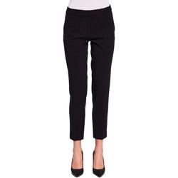 Υφασμάτινα Γυναίκα Παντελόνια Chino/Carrot Gaudi 921FD25020 Μαύρος