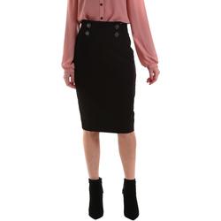 Υφασμάτινα Γυναίκα Φούστες Gaudi 921FD75001 Μαύρος