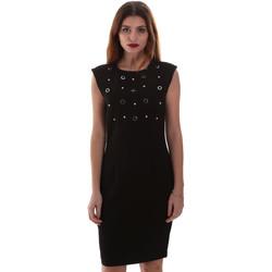 Υφασμάτινα Γυναίκα Κοντά Φορέματα Gaudi 921FD15004 Μαύρος