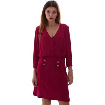 Υφασμάτινα Γυναίκα Κοντά Φορέματα Gaudi 921FD15037 Ροζ