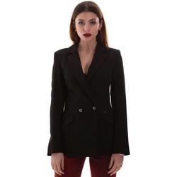 Υφασμάτινα Γυναίκα Σακάκι / Blazers Gaudi 921FD35003 Μαύρος