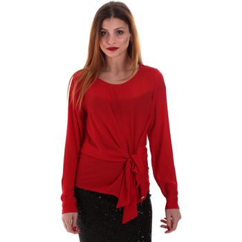 Υφασμάτινα Γυναίκα Πουκάμισα Gaudi 921FD45029 το κόκκινο