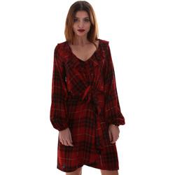 Υφασμάτινα Γυναίκα Κοντά Φορέματα Gaudi 921BD15022 το κόκκινο