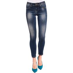 Υφασμάτινα Γυναίκα Skinny Τζιν  Gaudi 921BD26008 Μπλε