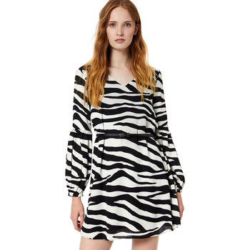 Υφασμάτινα Γυναίκα Κοντά Φορέματα Liu Jo W69063 T5630 Μαύρος