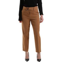 Υφασμάτινα Γυναίκα Παντελόνια Chino/Carrot Liu Jo W69089 T7896 Μπεζ