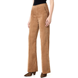 Υφασμάτινα Γυναίκα Παντελόνια Chino/Carrot Liu Jo W69180 T4075 καφέ