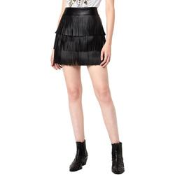 Υφασμάτινα Γυναίκα Φούστες Liu Jo F69016 E0493 Μαύρος