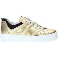 Παπούτσια Γυναίκα Χαμηλά Sneakers Nero Giardini A909160D Χρυσός