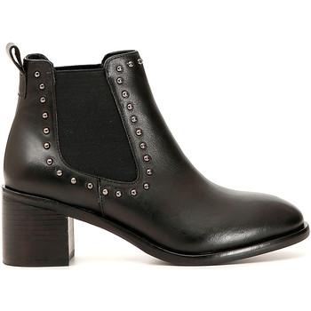 Παπούτσια Γυναίκα Μποτίνια Café Noir GE144 Μαύρος
