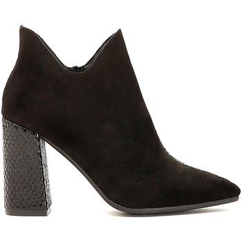 Παπούτσια Γυναίκα Χαμηλές Μπότες Café Noir MA956 Μαύρος