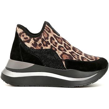 Παπούτσια Γυναίκα Slip on Café Noir DC975 Μαύρος