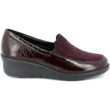 Παπούτσια Γυναίκα Μοκασσίνια Grunland SC4775 το κόκκινο
