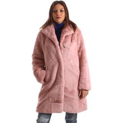 Υφασμάτινα Γυναίκα Παλτό Invicta 4444005/D Ροζ