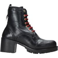 Παπούτσια Γυναίκα Μποτίνια Lumberjack SW68501 002 B01 Μαύρος