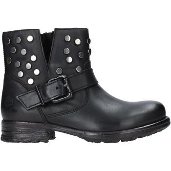 Παπούτσια Γυναίκα Μποτίνια Lumberjack SW53001 004 Q12 Μαύρος