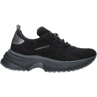 Παπούτσια Γυναίκα Χαμηλά Sneakers Lumberjack SW56811 001 S03 Μαύρος