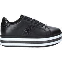 Παπούτσια Γυναίκα Χαμηλά Sneakers Apepazza 9FICP01 Μαύρος