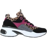 Παπούτσια Γυναίκα Χαμηλά Sneakers Onyx W19-SOX515 Μαύρος