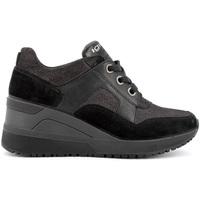 Παπούτσια Γυναίκα Χαμηλά Sneakers IgI&CO 4143133 Μαύρος