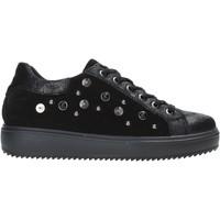 Παπούτσια Γυναίκα Χαμηλά Sneakers IgI&CO 4150700 Μαύρος