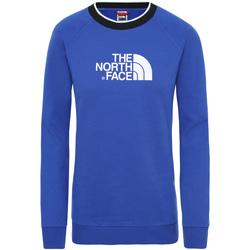 Υφασμάτινα Γυναίκα Φούτερ The North Face NF0A3L3NCZ61 Μπλε
