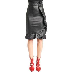 Υφασμάτινα Γυναίκα Φούστες Denny Rose 921DD70003 Μαύρος