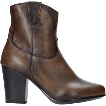 Παπούτσια Γυναίκα Μποτίνια The Flexx E8012_02 καφέ