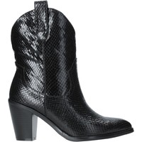 Παπούτσια Γυναίκα Μποτίνια Gold&gold B19 GU22 Μαύρος