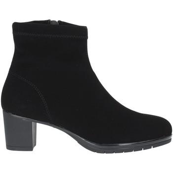 Παπούτσια Γυναίκα Μποτίνια Susimoda 825381 Μαύρος
